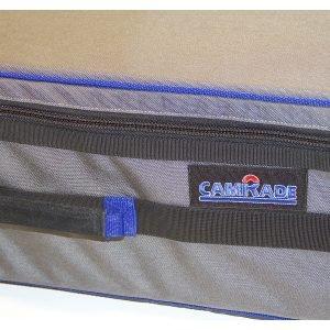 camRade camBag Single Small with JVC print.