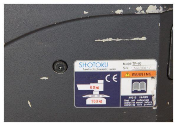 Shotoku TP90:9