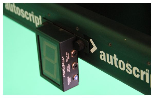 Autoscript TFT17HB-12W 17″ TFT Color LCD Studio Camera Prompter