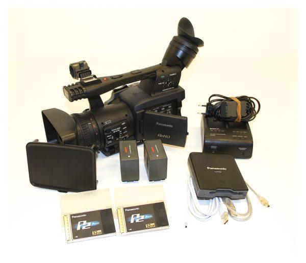Panasonic AG-HPX171E:1