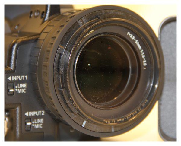 Panasonic AG-HPX171E:6